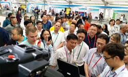 You should LOGIN before visiting the 127th Canton Fair online